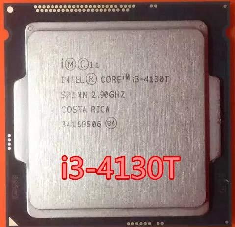 DIPU WULIAN Core I3 4130T i3-4130T Dual-Core 2.9GHz LGA 1150 TDP 35W 3MB Cache i3-4130T CPU Processor in Stock 35w, Dual-core