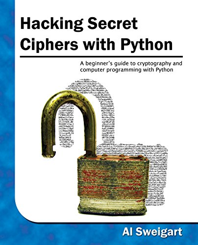 Hacking Secret Ciphers with Python (English Edition) por Al Sweigart