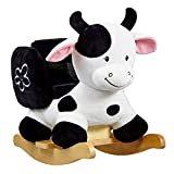 Nattou Rocker 662604 Funny Farmers Luisa the Cow by Nattou