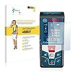 Vikuiti MySunshadeDisplay ADQC27 Displayschutz Schutzfolie für Bosch GLM 50 C Professional (kristallklar und reflexmindernd, hartbeschichtet)