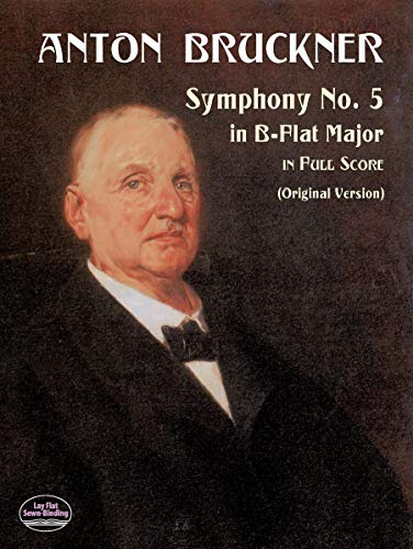 Symphony No.5 In B Flat (Dover Music Scores)
