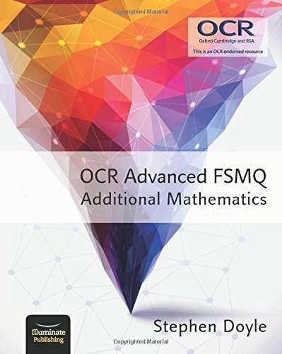 OCR Advanced FSMQ - Additional Mathematics by Stephen Doyle (2015-02-24)