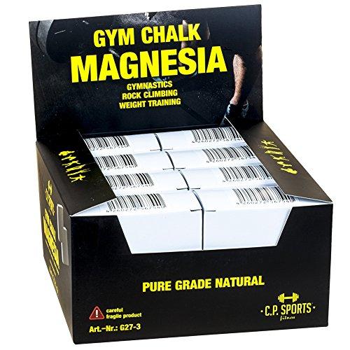 C.P.Sports Magnesia Magnesiapulver 560 g / Calk / Turnen, Gewichtheben