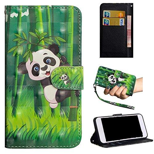 Venga amigos Hülle für ZTE Blade X7,D6,V6,Z7,Schutzhülle Bookstyle Premium PU-Leder Klapptasche Case Brieftasche Handyhülle für ZTE Blade X7,D6,V6,Z7