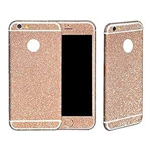 Darin- Bling Bling avant et arri¨¨re Protector Stickers Pour iPhone6 4,7 pouces