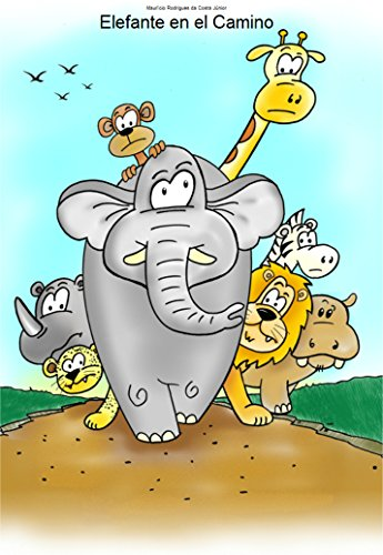 Elefante en el Camino por Mauricio Rodrigues Jr