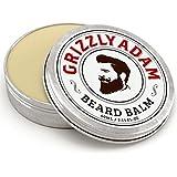 Grizzly Adam Baume à barbe pour homme–100% naturel laisser en revitalisant avec huile naturelle pour de meilleurs...