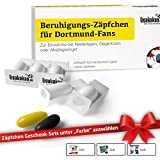 Beruhigungs-Zäpfchen® für Dortmund-Fans | Für Freunde von BVB-Fanartikeln, Kaffee-Tassen, Fan-Schals Sowie Männer, Kollegen & Fans im Borussia Dortmund Trikot Home