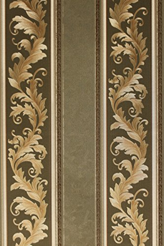 vinyl-tapete-barock-retro-glanz-grun-gold-braun-weiss-kingwelson-690606