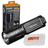 fenix TK35 2018 3200 Lumen Ultimate Edition (TK35UE) USB wiederaufladbare Taktische LED-Taschenlampe mit Lumen Taktischer Batterie-Organizer