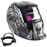 Diseño Solar WANGSAURA 2016 morphsuit oscurecimiento automático máscara de soldadura TIG soldadura soldador MIG lente máscara de molienda