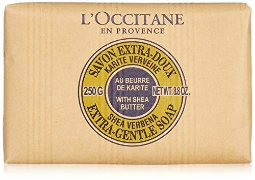 Verbena Shea Butter Extra Gentle Soap - 250g - L'OCCITANE.