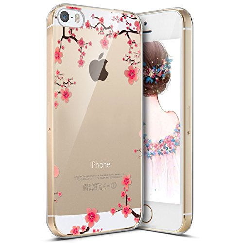 coque iphone 5 silicone motif