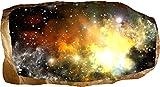 Startonight 3D Tapete Ferngalaxie, Wandmalerei Bild an der Wand Großformat Modern Muster Dekorative Kunst Wand 82 x 150 cm