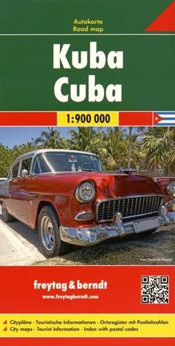 Cuba f&b (+r) por Freytag-Berndt und Artaria KG
