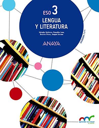 Lengua y Literatura 3 (Trimestres) (Aprender es crecer en conexión)