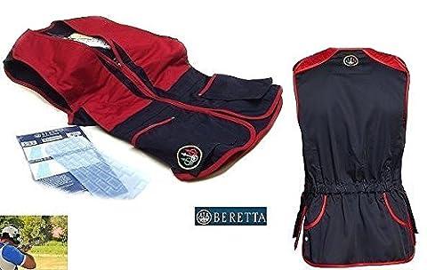 Gilet Tir BERETTA Trap taille xS -40-junior couleur bleu
