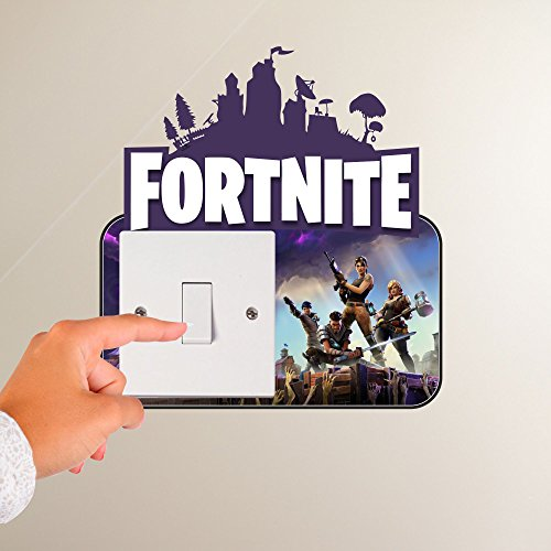 Fortnite Light Switch Sticker