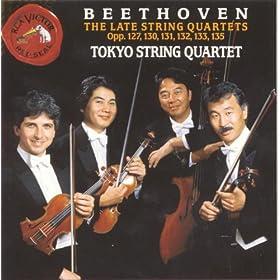 Quartet, Op. 135 in F: Quartet, Op. 135 in F: Der schwer gefa�te Entschlu�: Grave, ma non troppo tratto
