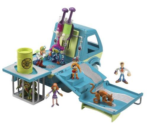 Scooby-Doo - Máquina del misterio (sin figuritas)