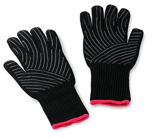 Weber 6535 Premium Handschuhe, L/XL, x Large, Schwarz -