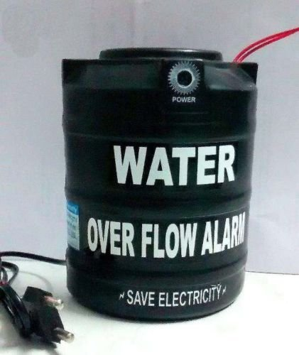 Delhi Traderss Water Over Flow Tank Alarm With Voice Sound Overflow