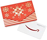 Amazon.co.uk Gift Card - In a Sleeve - £10 (Christmas)
