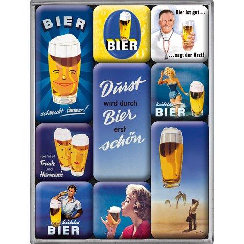 Nostalgic-Art 83002 Bier und Spi...