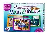 Mein Zuhause: 48 Fotokarten mit Begleitheft. Betrachten. Benennen. Begreifen. Für Kinder von 1 - 7. (Fotokarten für Sprachförderung und Literacy)