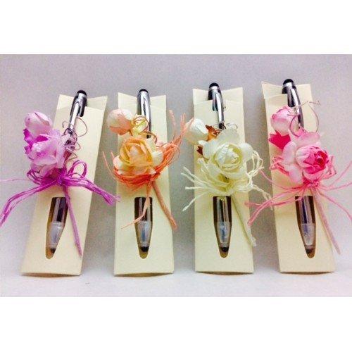Bolígrafos GRABADOS para invitados a boda