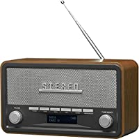 Denver DAB-18 DAB+ Digital Retro Radio