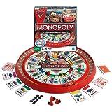 Hasbro - 278101010 - Jeu de Société - Monopoly - Cars 2