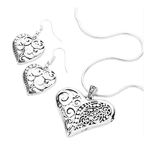 rosemarie-collections-womens-filigree-heart-necklace-earrings-jewelry-gift-set
