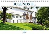 Jugendstil - Darmstadt (Tischkalender 2019 DIN A5 quer): Von der Mathildenhöhe bis zum Hauptbahnhof, Architektur einer vergangenen Epoche. (Monatskalender, 14 Seiten ) (CALVENDO Orte)