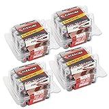 ANSMANN Alkaline Batterie Micro AAA / LR03 1.5V / Longlife Alkalibatterie Sparpaket in einer praktischen Vorratsbox / 80 Stück