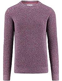 "Hilfiger Denim Herren Pullover ""Thdm Multicolor Cn Sweater 47"""