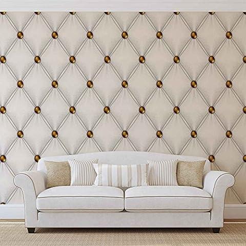 Papier Peint Photo Mural 3529VEXXL - Collection Moderne, Art, et Luxe - XXL - 312cm x 219cm - 3 Part(s) - Imprimé sur 130g/m2 papier intissé EasyInstall