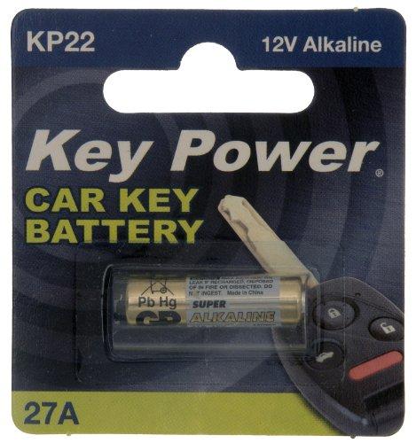 Key Power 27 A-kp pile alcaline pour clé de voiture 12 V