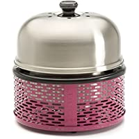 Cobb Pro – Barbecue (Kettle, Pink, Round, Metal)