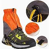 Siswong Siswong Sports Schutzausrüstung, Outdoor Wandern Klettern Wasserdichte Schneefang Gamaschen Leg Cover Boot Legging Wrap