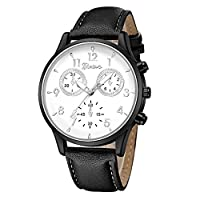 Mens Quartz Watch, Apacy Fashion Men