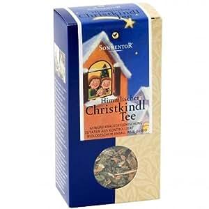 Sonnentor Himmlischer Christkindl-Tee lose, 1er Pack (1 x 60 g) - Bio