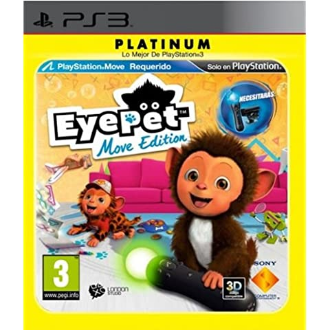 Eyepet Ps3 Ver. Portugal