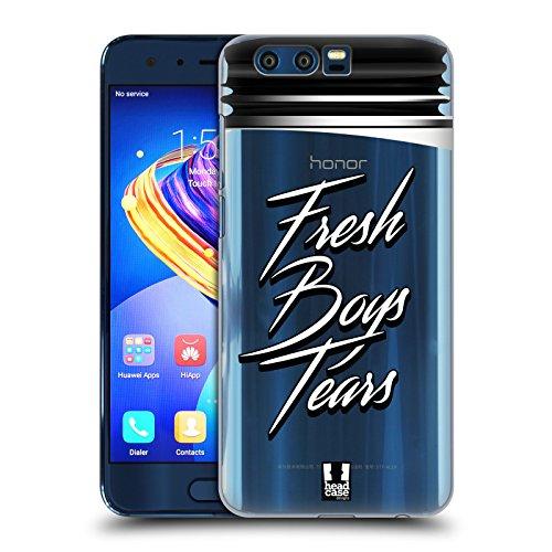 Head Case Designs Marmeladenglas Lebenswichtige Güter Ruckseite Hülle für Huawei Honor 9