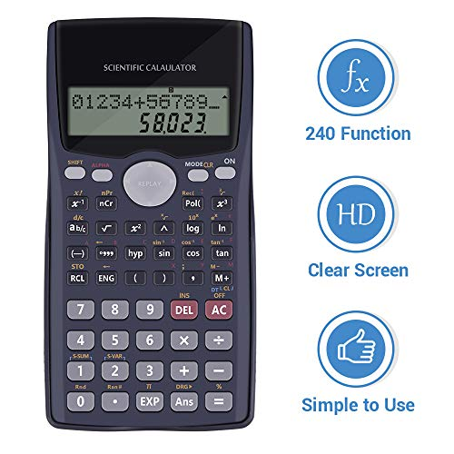 Calculator, Scientific Calculato...