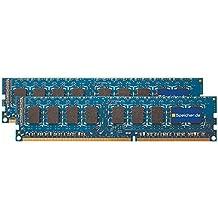 4GB (2x2GB) Kit modulo per Synology RackStation RS3413xs+ DDR3 UDIMM ECC 1600MHz PC3-12800E