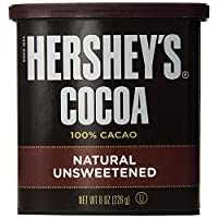 ‏‪Hersheys Cocoa Natural Unsweet - 226 g‬‏