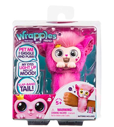 little live pets- Wrapples Princeza (Famosa 700014760)