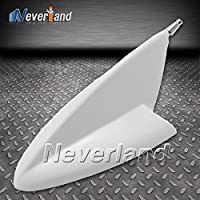 Aridox (TM) i PC universale auto Decorative Dummy Antenna Tetto Pinna Di Squalo Spoiler