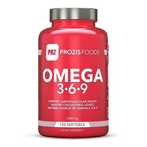 prozis-foods-omega-3-6-9-suplementos-120-capsulas-blandas
